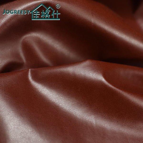 Soft microfiber leather for woman jacket  SA034