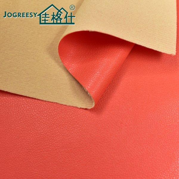 Attractive pu leather for woman handbag SA035