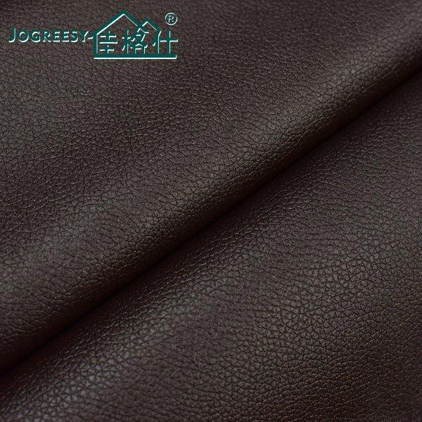 Lichee grain eco leather suitable for furniture  SA 053
