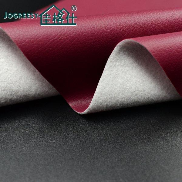 Eco leather with low VOC emission 1.1SA18201H