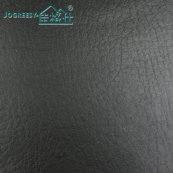 Black PU sofa leather 1.2SA05901H