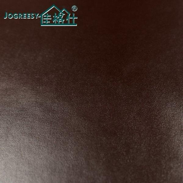 Solvent free PU car interior  leather  1.2SA08701H