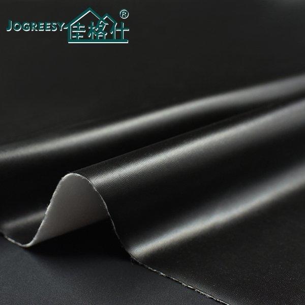 black handbag leather fabric 1.2SA08901H