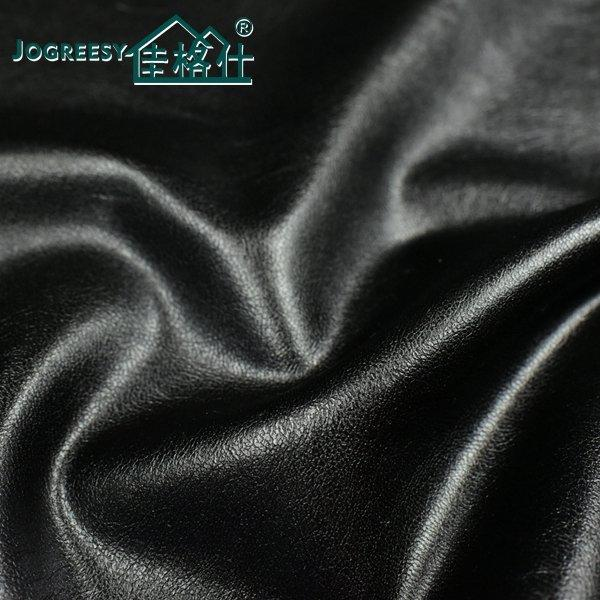 Eco sofa  leather in black color 1.3SA12901H