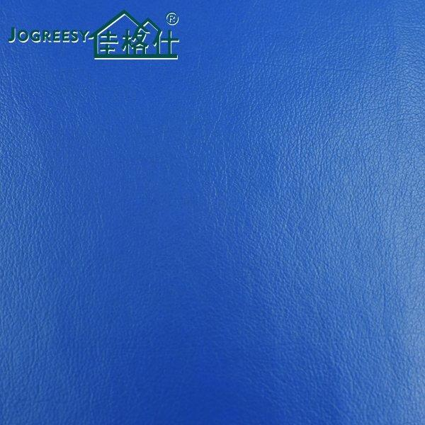 Dark blue PU leather for office chair SA008