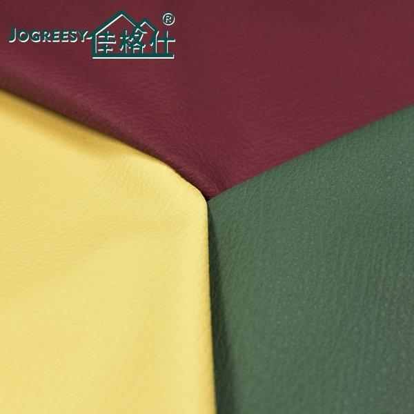 Eco friendly Pu faux leather for home upholstery 04H