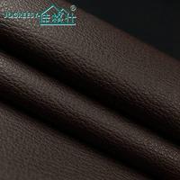Microfiber base PU leather for sofa   0.9SA04701E