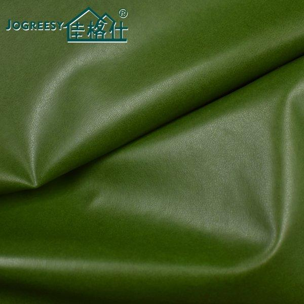 Washable PU microfiber garment leather SA 004