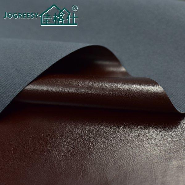 zero solvent pu leather for sofa ,shoes  SA002