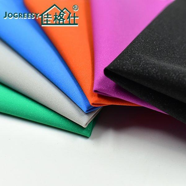 2016 stylish glitter PU leather for home decorative
