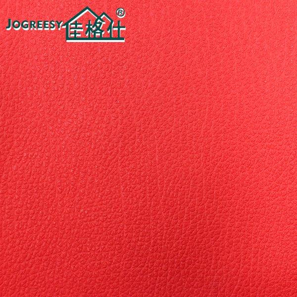 Eco artificial leather for travelling cases