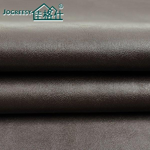 Low VOC car seating PU leather