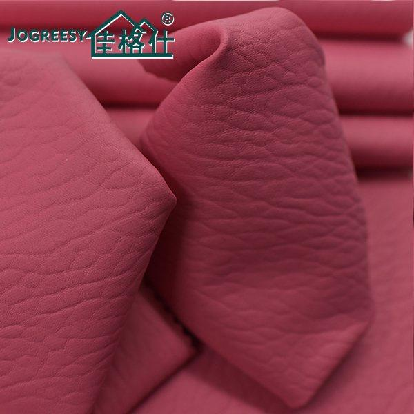 High end eco-friendly PU leather for car seat cover 1.0SA-Y14#-249R