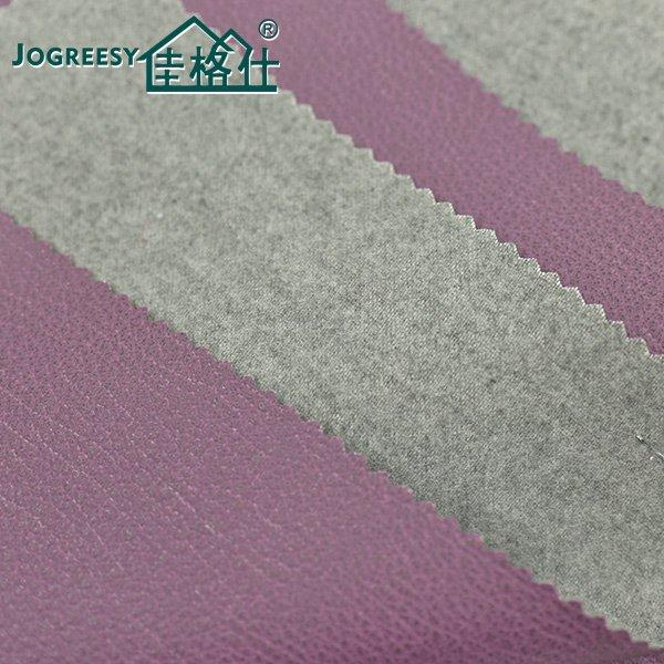 No solvent pu leather for soft shoes leather 0.7SA04427AT