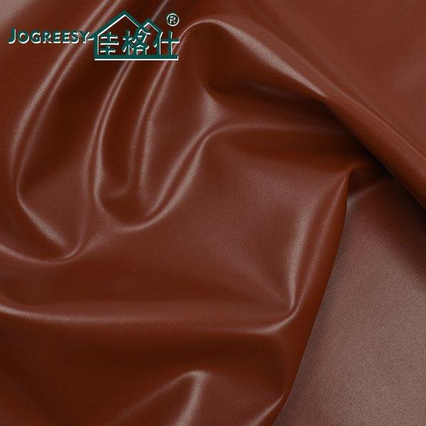 Anti-hydrolysis shining brown shoes leather 1.0SA11759F