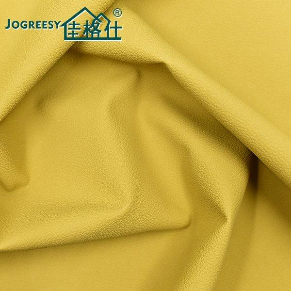 Yellow small treasure horse PU leather for car seat cover 1.1SA51354F