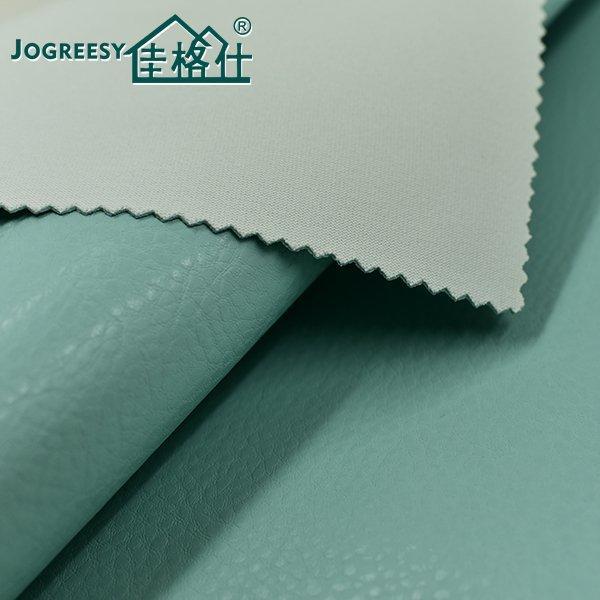 Lake blue embossed car seat leather 1.1SA56542F