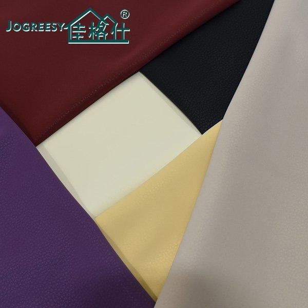 Six colors skin feeling leather for car seat