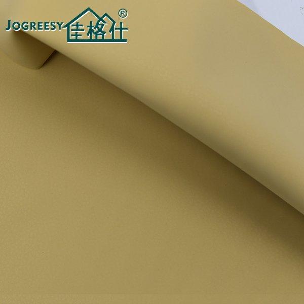 Yellow skin imitation cotton velvet bottom car interior leather 1.1SA62376F