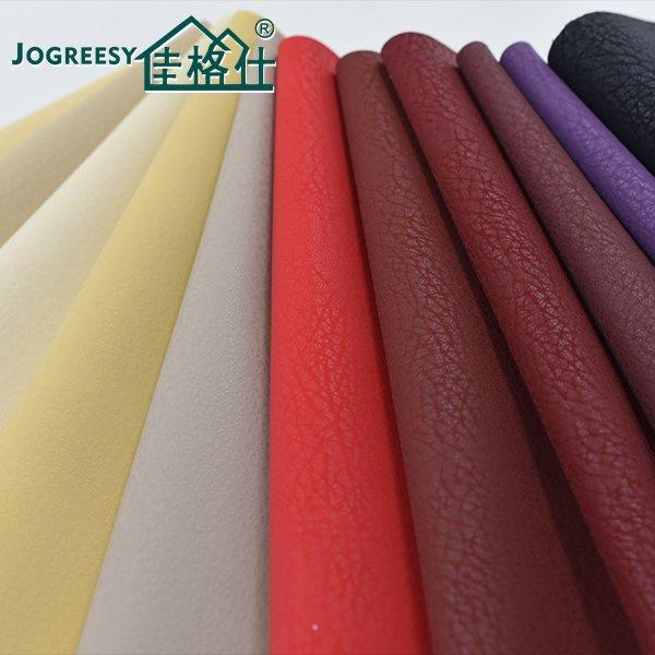 Two - color printing car leather 1.0SA52F