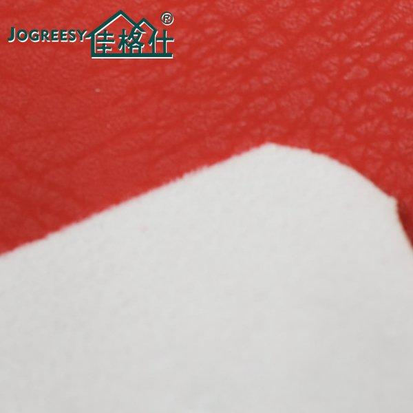 Red printing of automotive leather 1.0SA52266F